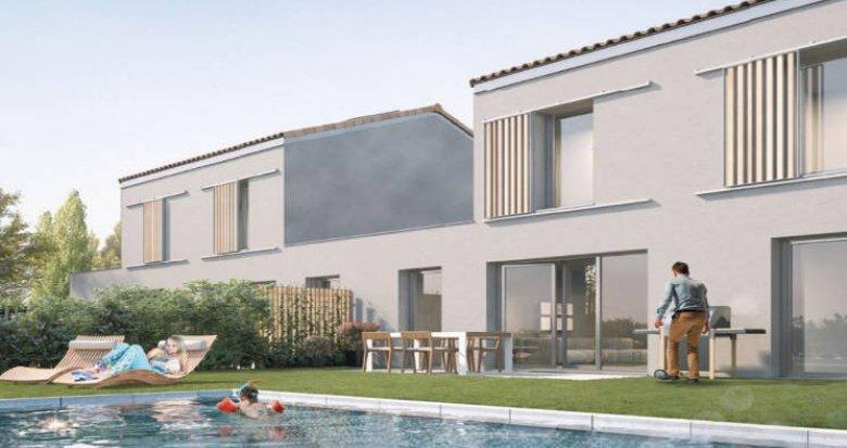 Achat / Vente appartement neuf Saint-Laurent-de-Mure proche centre village (69720) - Réf. 4032