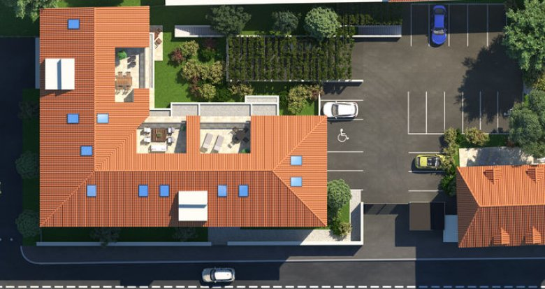 Achat / Vente appartement neuf Saint-Laurent-de-Mure proche des commodités (69720) - Réf. 306