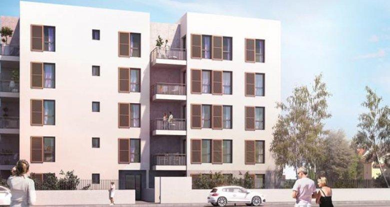 Achat / Vente appartement neuf Saint-Priest 10 minutes centre-ville (69800) - Réf. 569