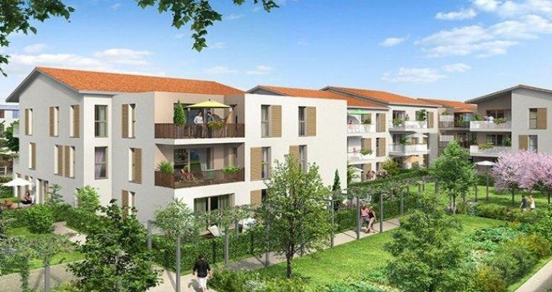 Achat / Vente appartement neuf Saint-Priest quartier de Ménival (69800) - Réf. 1311