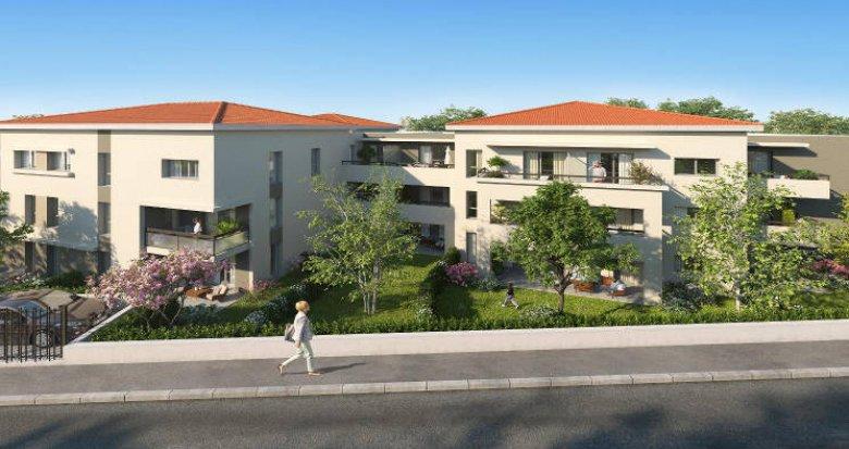 Achat / Vente appartement neuf Sainte-Foy-lès-Lyon proche Grande Rue (69110) - Réf. 3827