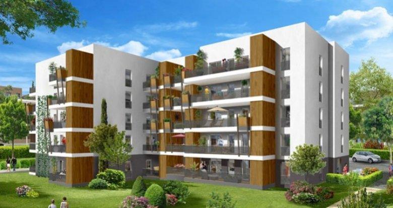 Achat / Vente appartement neuf Sainte-Foy-lès-Lyon quartier résidentiel (69110) - Réf. 477