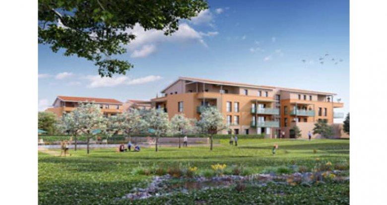 Achat / Vente appartement neuf Sathonay-Camp quartier Castellane (69580) - Réf. 2535