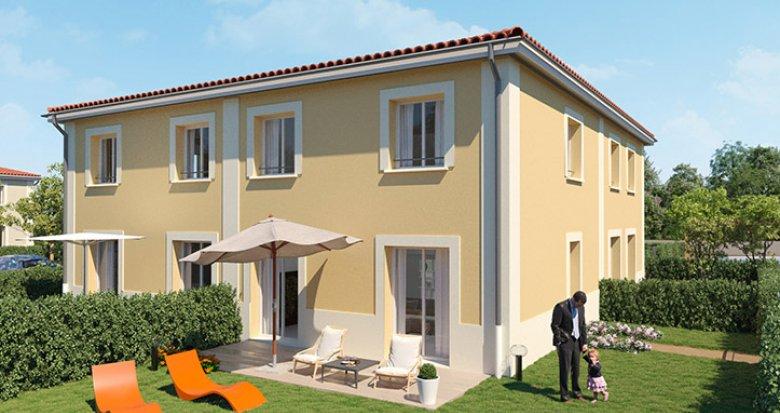 Achat / Vente appartement neuf Sérézin-du-Rhône (69360) - Réf. 963