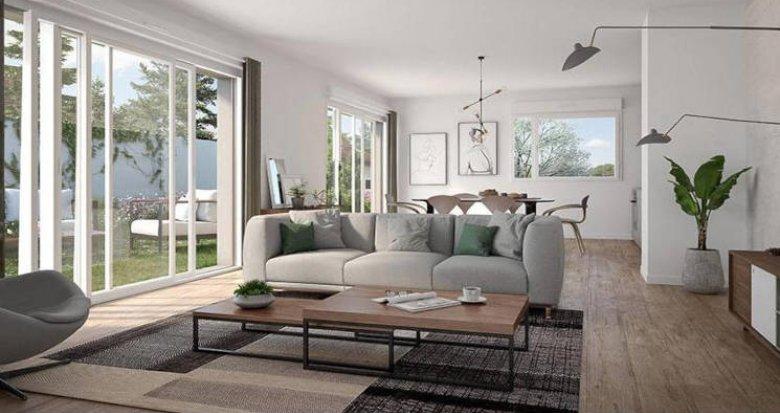 Achat / Vente appartement neuf Tassin-la-Demi-Lune centre (69160) - Réf. 5782