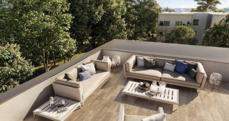 Achat / Vente appartement neuf Tassin-la-Demi-Lune cœur Tassin-le-Bourg (69160) - Réf. 4699
