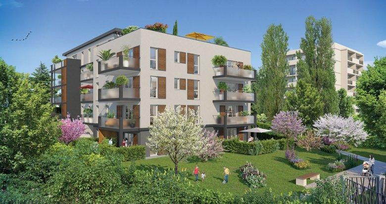 Achat / Vente appartement neuf Tassin-la-Demi-Lune proche centre (69160) - Réf. 2242