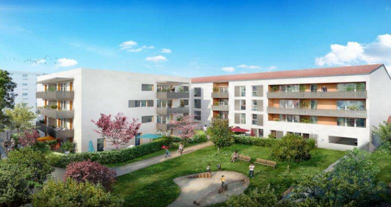 Achat / Vente appartement neuf Vaulx-en-Velin en plein cœur de ville (69120) - Réf. 5199
