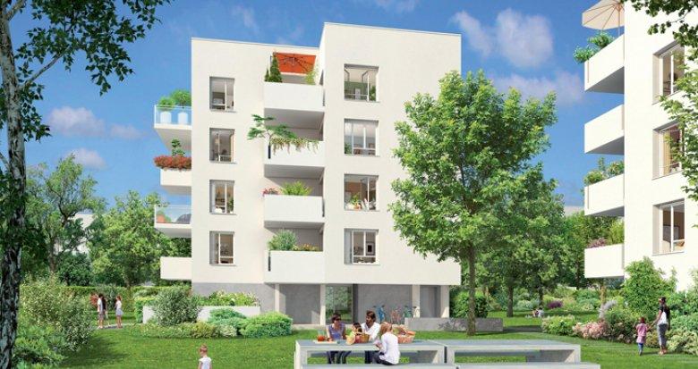 Achat / Vente appartement neuf Vaulx-en-Velin proche avenue Georges Rougé (69120) - Réf. 1975