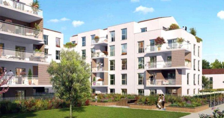 Achat / Vente appartement neuf Vaulx-en-Velin TVA réduite à 5,5% (69120) - Réf. 744