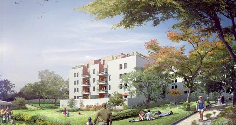Achat / Vente appartement neuf Vénissieux 15 minutes Lyon Part-Dieu (69200) - Réf. 657