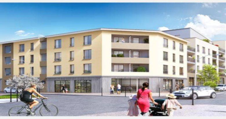 Achat / Vente appartement neuf Vénissieux au coeur centre-ville (69200) - Réf. 3496