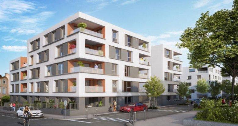 Achat / Vente appartement neuf Vénissieux en plein cœur du centre-ville (69200) - Réf. 4966