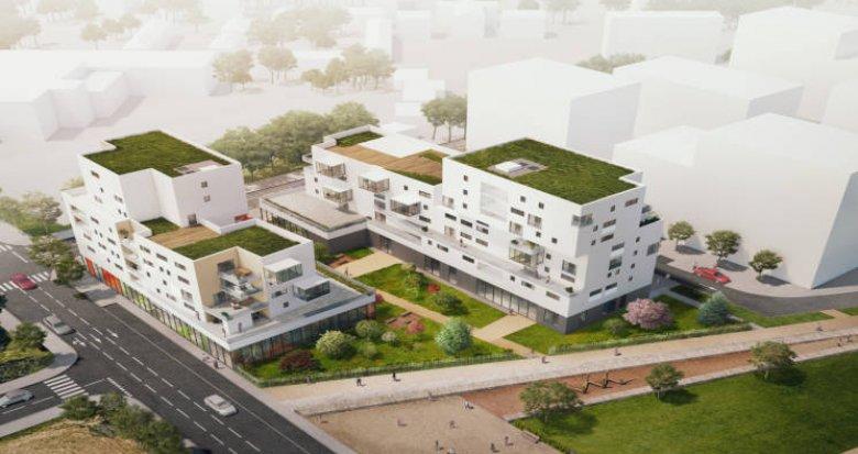 Achat / Vente appartement neuf Vénissieux proche Parc Parilly (69200) - Réf. 3512