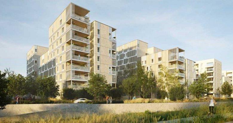 Achat / Vente appartement neuf Vénissieux quartier Grand Parilly (69200) - Réf. 5891