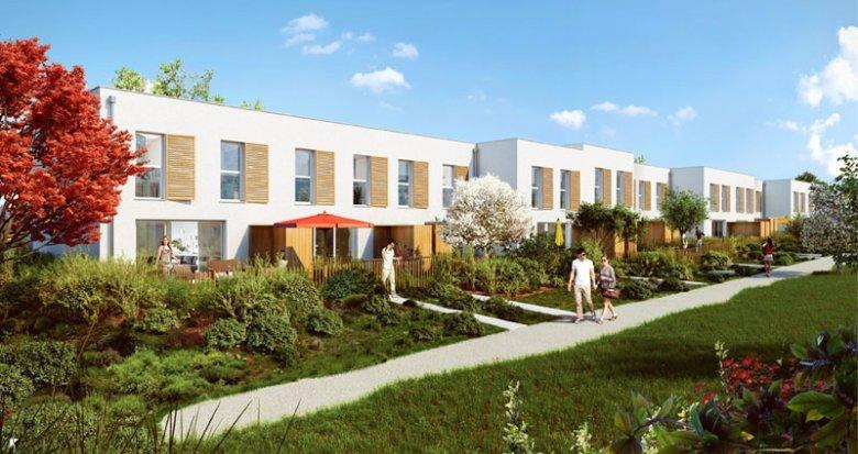 Achat / Vente appartement neuf Vénissieux quartier Monery (69200) - Réf. 1377