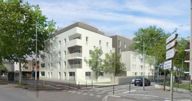 Achat / Vente appartement neuf Vénissieux quartier Parilly (69200) - Réf. 3513