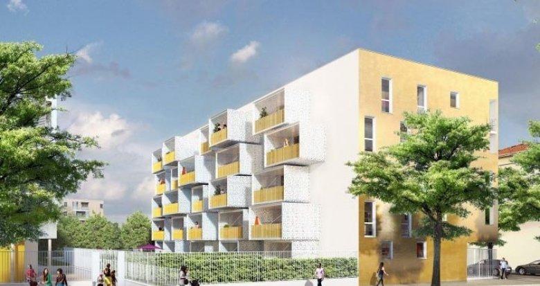 Achat / Vente appartement neuf Vénissieux village proche centre (69200) - Réf. 2047