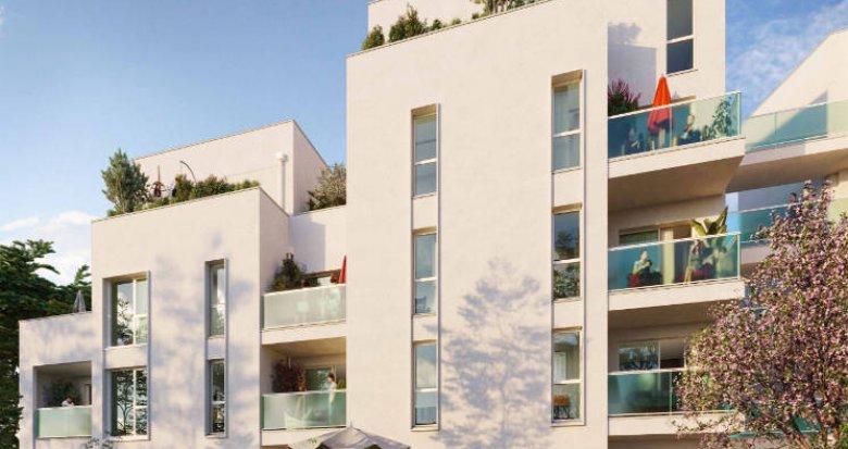 Achat / Vente appartement neuf Villefranche-sur-Saône à 3 min du centre-ville (69400) - Réf. 4691