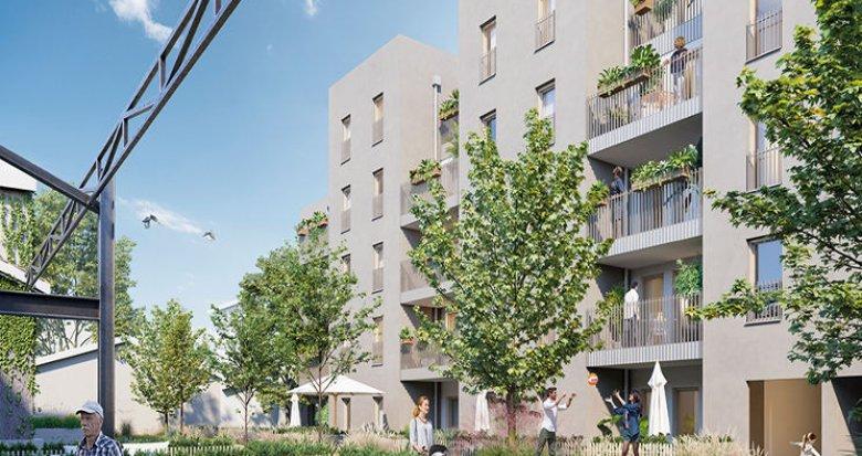 Achat / Vente appartement neuf Villefranche-sur-Saône aux abords du centre (69400) - Réf. 5584