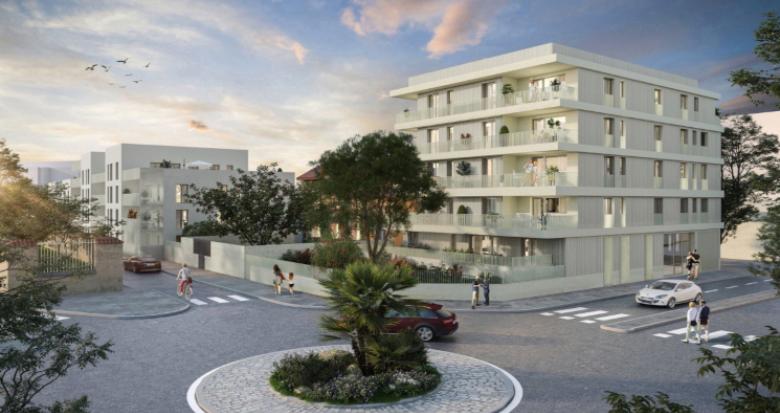 Achat / Vente appartement neuf Villefranche-sur-Saône centre ville (69400) - Réf. 5190