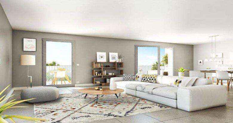 Achat / Vente appartement neuf Villefranche-sur-Saône cœur de ville (69400) - Réf. 3357