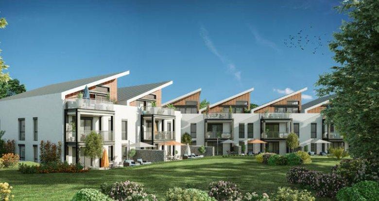 Achat / Vente appartement neuf Villefranche-sur-Saône proche centre (69400) - Réf. 3017