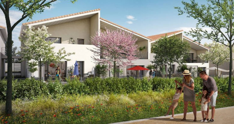 Achat / Vente appartement neuf Villefranche-sur-Saône proche écoles et commodités (69400) - Réf. 4205