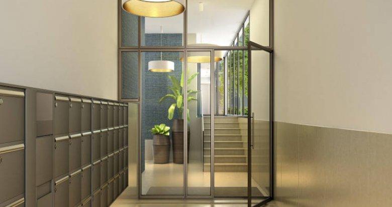 Achat / Vente appartement neuf Villeurbanne au cœur du quartier Carré de Soie (69100) - Réf. 4315