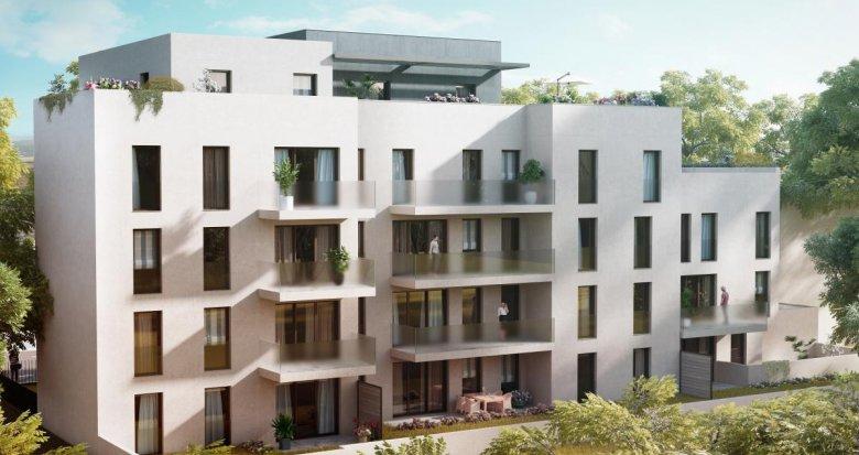 Achat / Vente appartement neuf Villeurbanne aux portes de Montchat (69100) - Réf. 2229