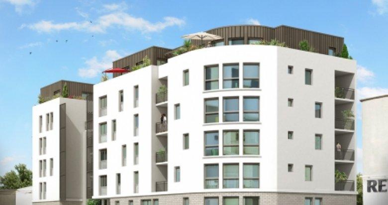 Achat / Vente appartement neuf Villeurbanne en plein cœur du quartier République (69100) - Réf. 633