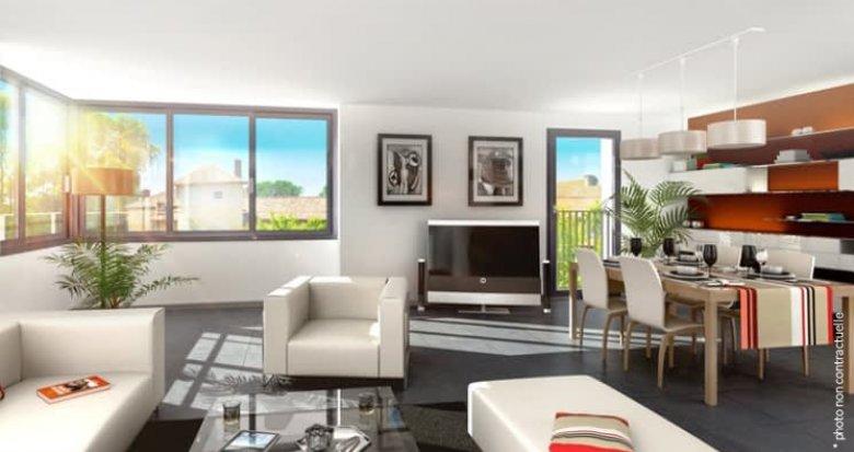 Achat / Vente appartement neuf Villeurbanne proche centre-ville Lyon (69100) - Réf. 2169