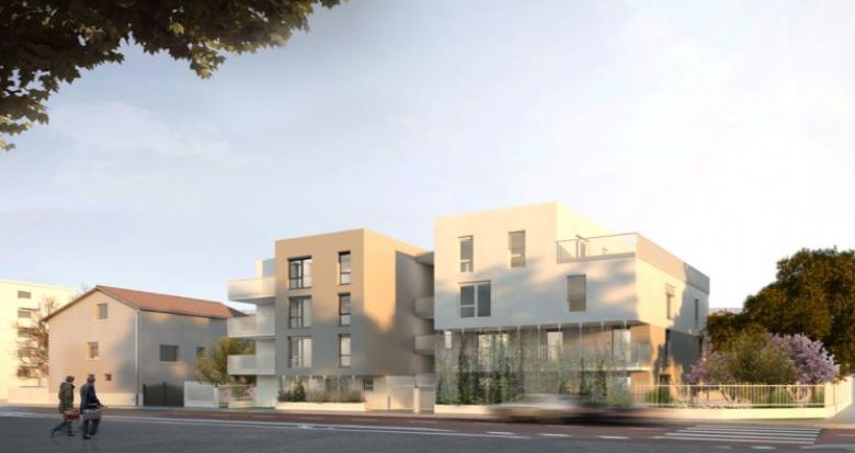 Achat / Vente appartement neuf Villeurbanne proche de La Doua (69100) - Réf. 5486