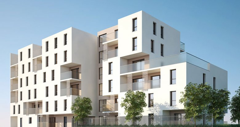 Achat / Vente appartement neuf Villeurbanne proche des commodités (69100) - Réf. 2378