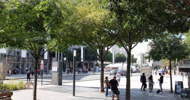 Achat / Vente appartement neuf Villeurbanne proche du campus de la Doua (69100) - Réf. 6026