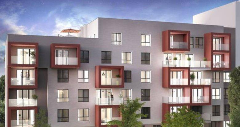 Achat / Vente appartement neuf Villeurbanne proche écoles (69100) - Réf. 3342