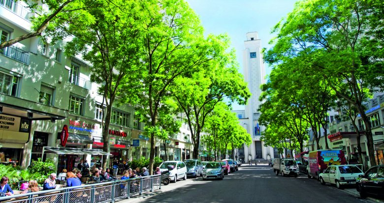 Achat / Vente appartement neuf Villeurbanne quartier Château-Gaillard (69100) - Réf. 3270