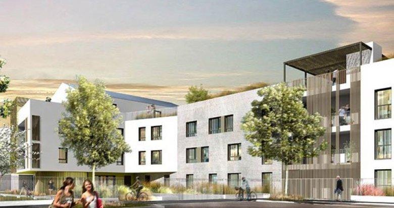 Achat / Vente appartement neuf Villeurbanne quartier des Maisons-Neuves (69100) - Réf. 1244