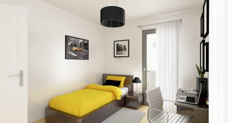Achat / Vente appartement neuf Villeurbanne quartier pavillonnaire (69100) - Réf. 566